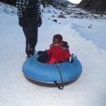 Colorado with kids: Snow Tubing