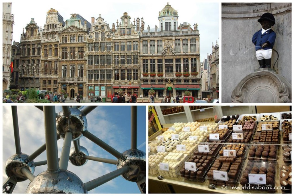 Brussels Belgium attractions