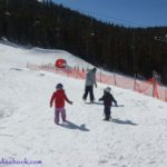 Colorado ski lessons with kids
