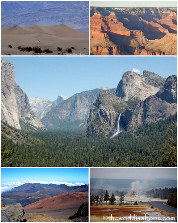National Parks images