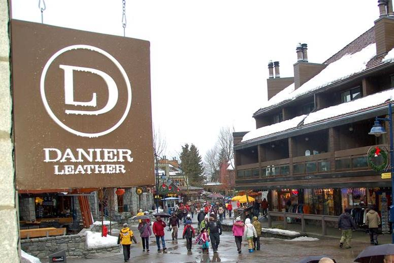 Whistler Shopping