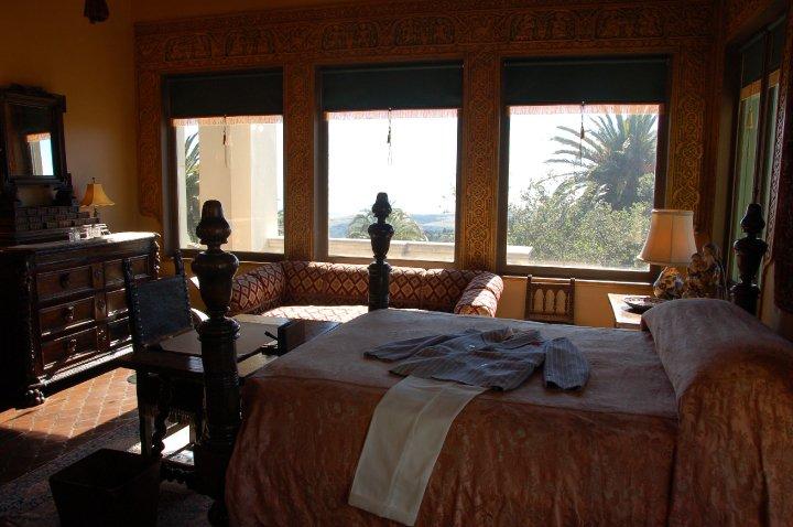 Hearst Castle Casa del Sol guestroom