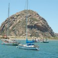 We stopped by Morro Bay for lunch on our way to Hearst Castle.  This was a pretty popular stop for many driving along California's central coast.   Morro rock is the...