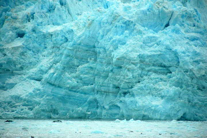 Hubbard Glacier Alaska