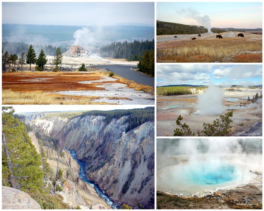 Yellowstone National park image