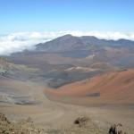 Haleakala national park summit