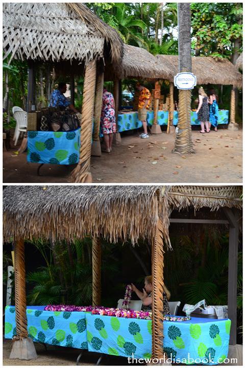 royal lahaina resort luau crafts