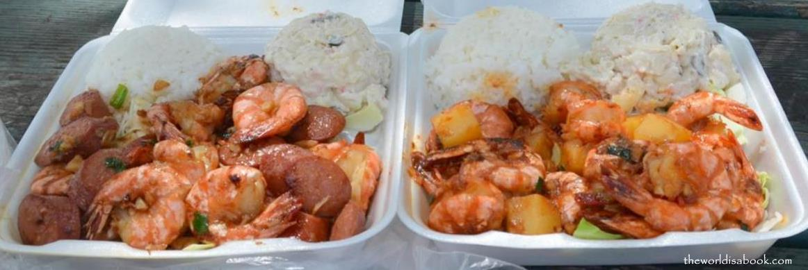 Geste shrimp