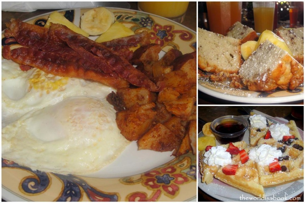 sunrise cafe breakfast