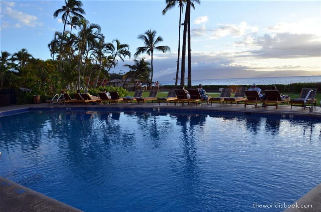 Royal Lahaina Resort pool
