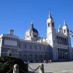 Madrid with Kids: Visiting Almudena Cathedral