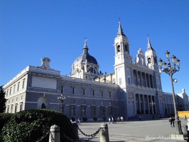 Almudena Cathedral - Madrid