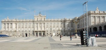 Madrid with Kids: Roaming the Royal Palace