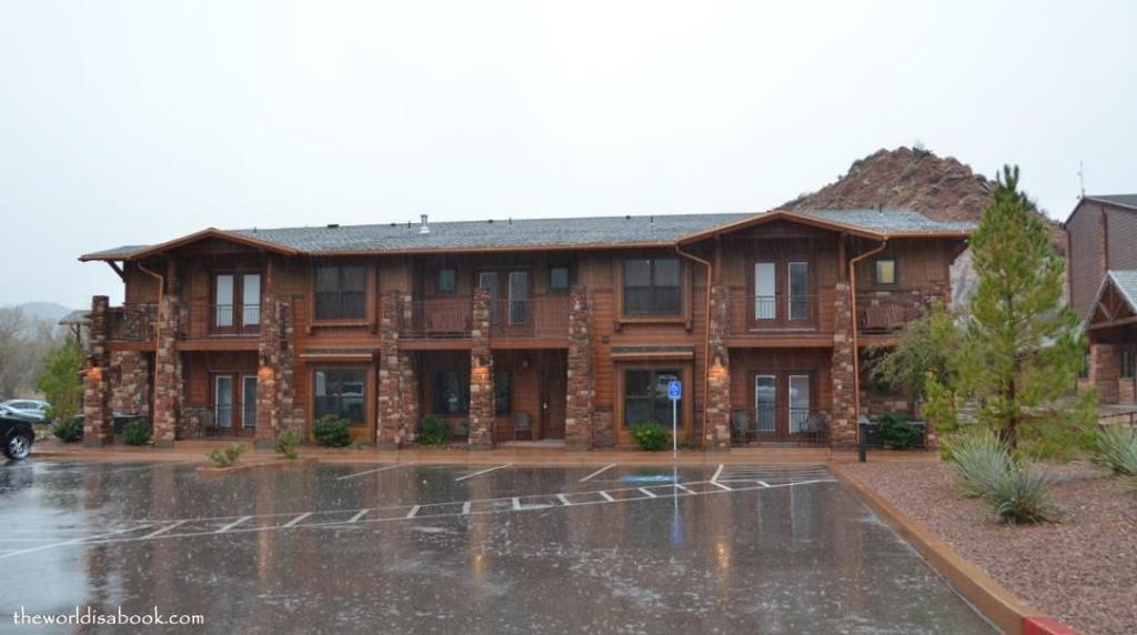 Cable Mountain Lodge, Springdale - Kayak