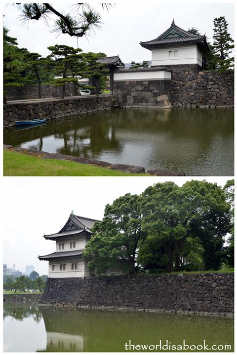 Tokyo Imperial Palace grounds