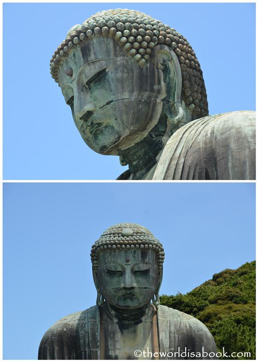 Kamakura Great Buddha or Daibatsu
