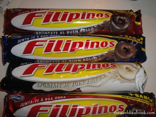 Filipinos Spanish cookie