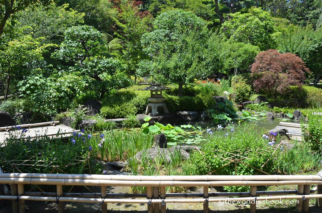 Hasedera temple garden