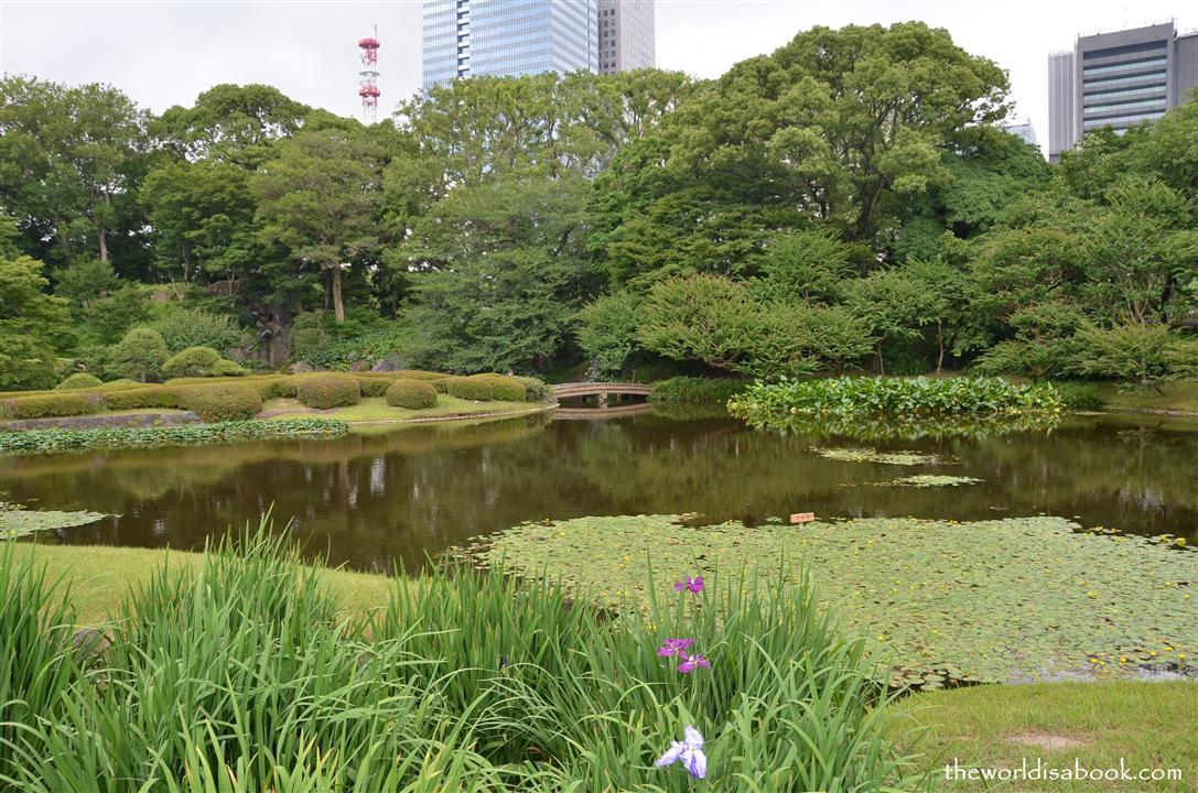 Tokyo Imperial Palace East Gardens Ninomaru