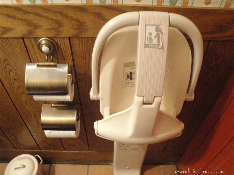 Ghibli museum toilet