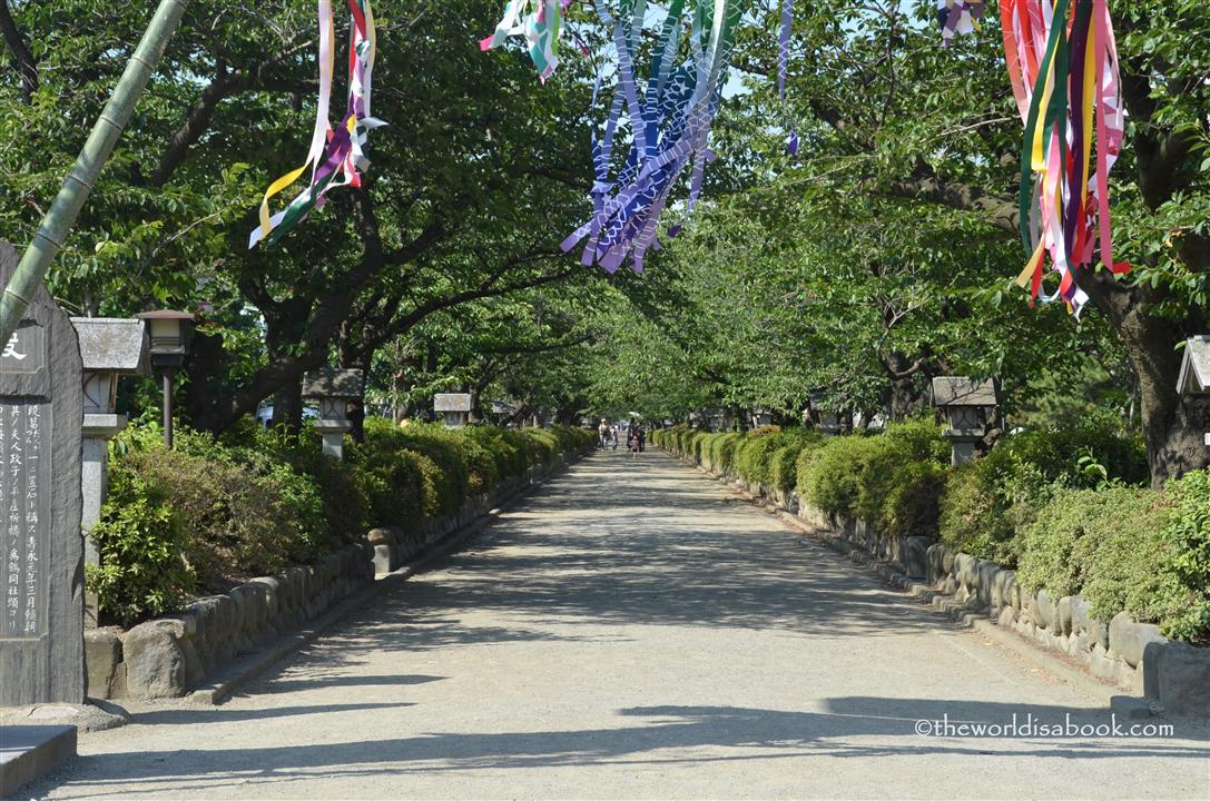kamakura Wakamiyohji Street
