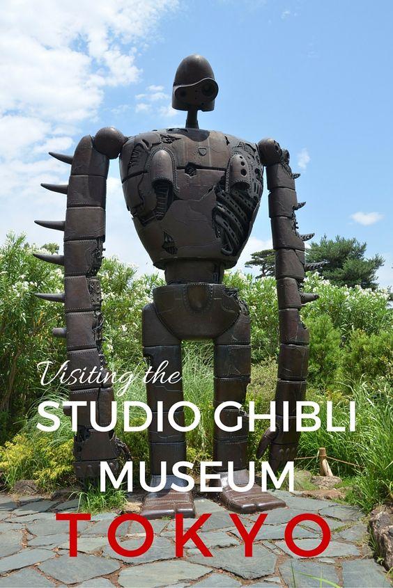 studio ghibli museum
