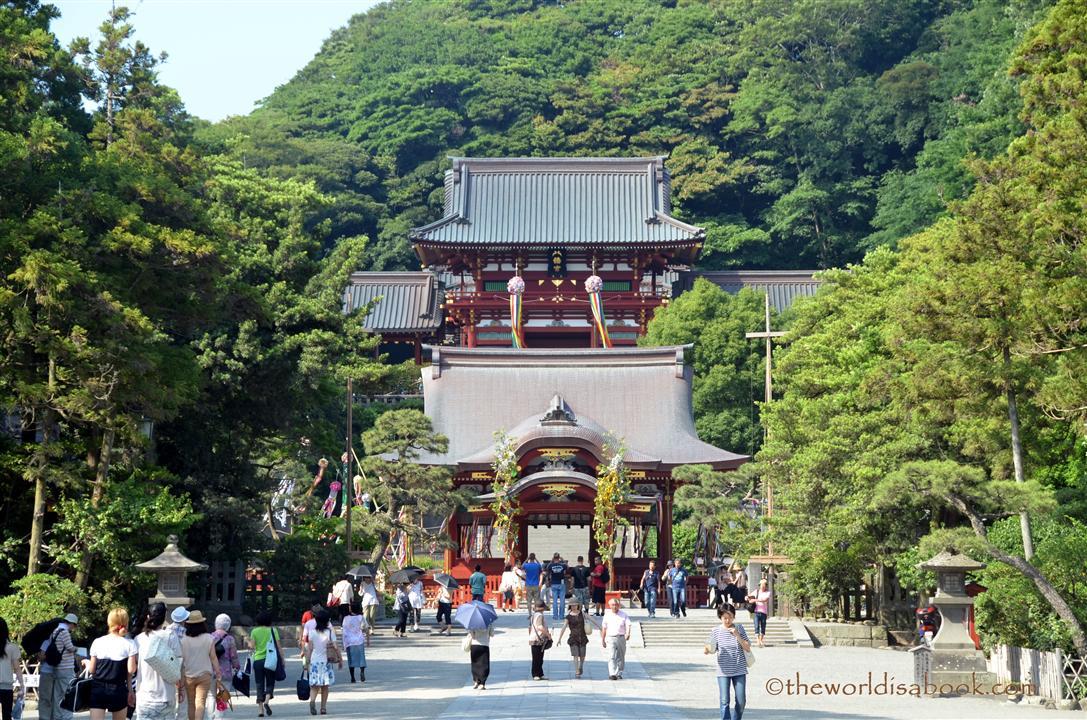 Kamakura Tsurugaoka Hachimangu Shrine