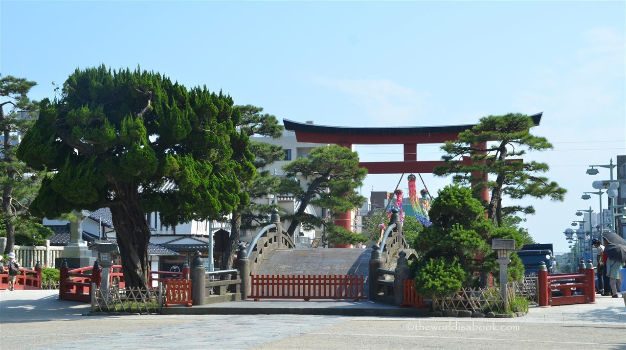 Kamakura torii
