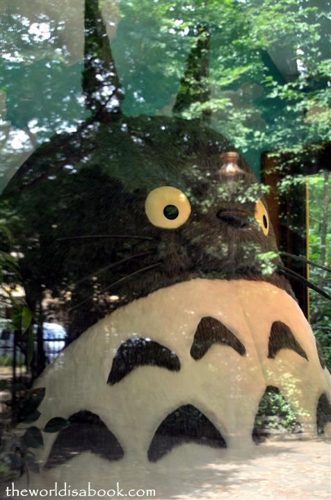 Studio Ghibli Museum Totoro