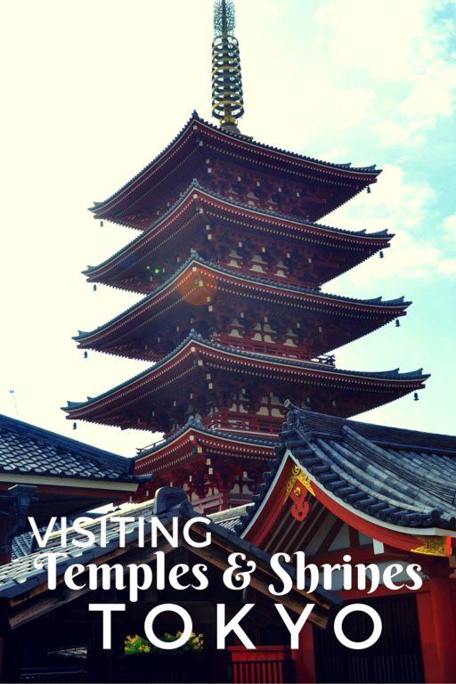 Shrines Temples Tokyo