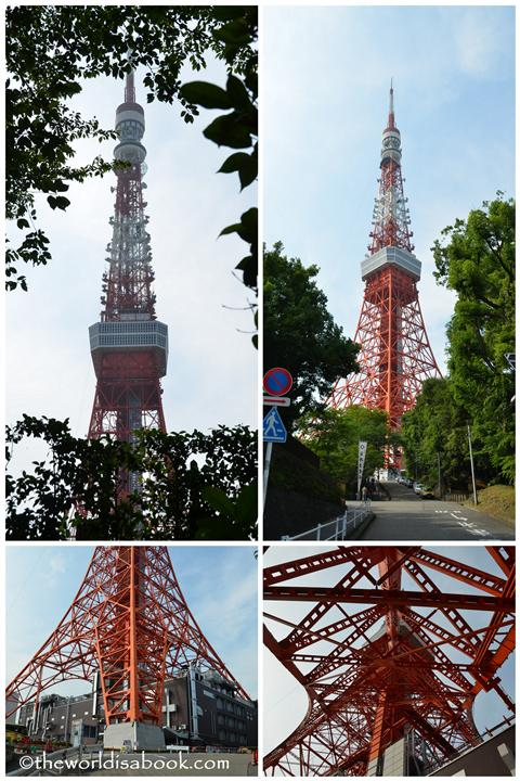 Tokyo Tower image picture