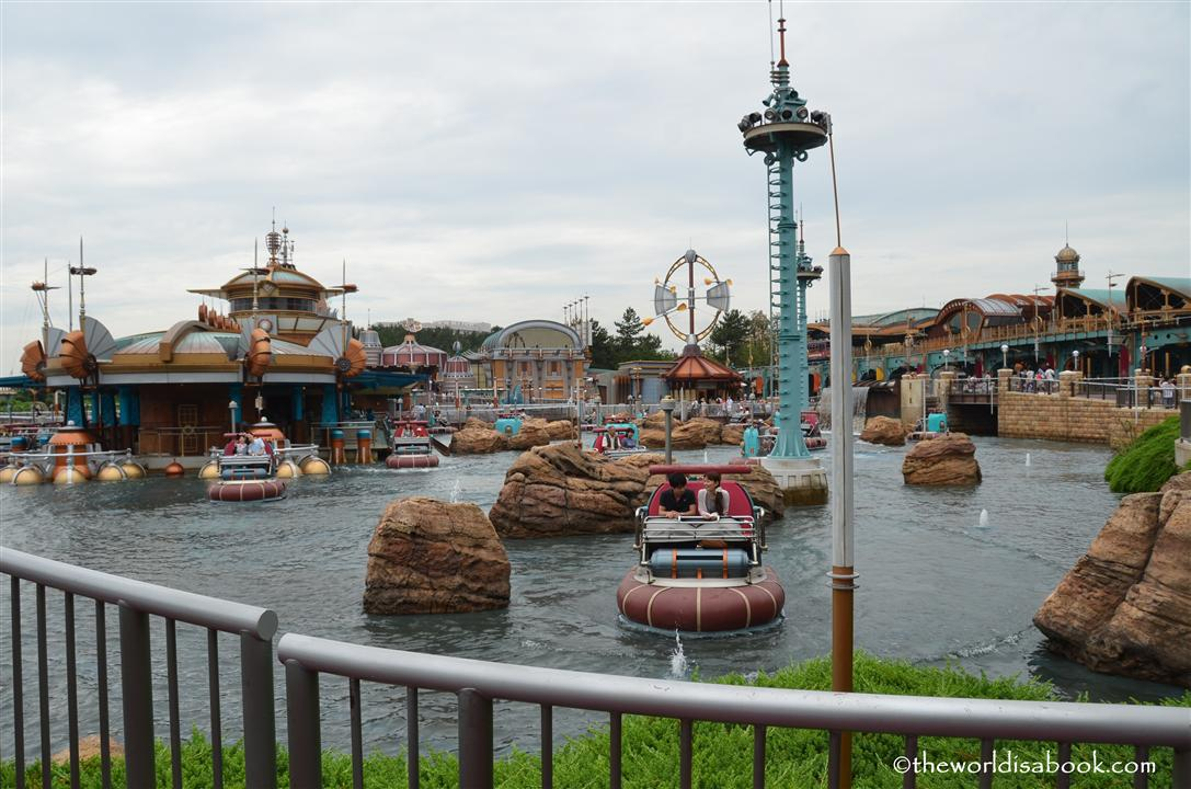 Disney Sea Aquatopia