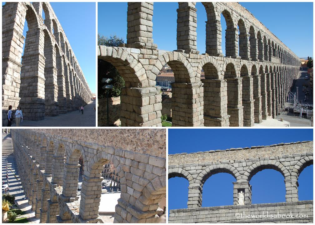 The Sights of Segovia with kids - The World Is A Book