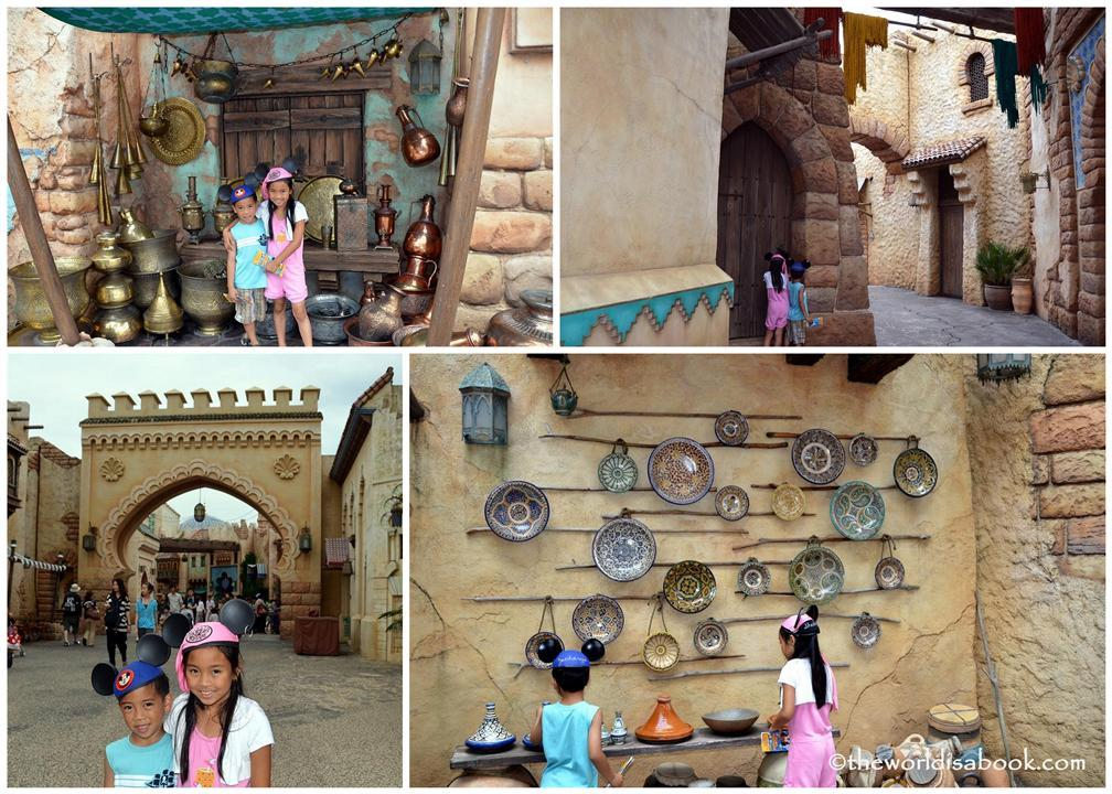 Disney Sea Arabian Coast