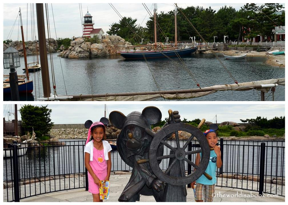Disney Sea Cape Cod