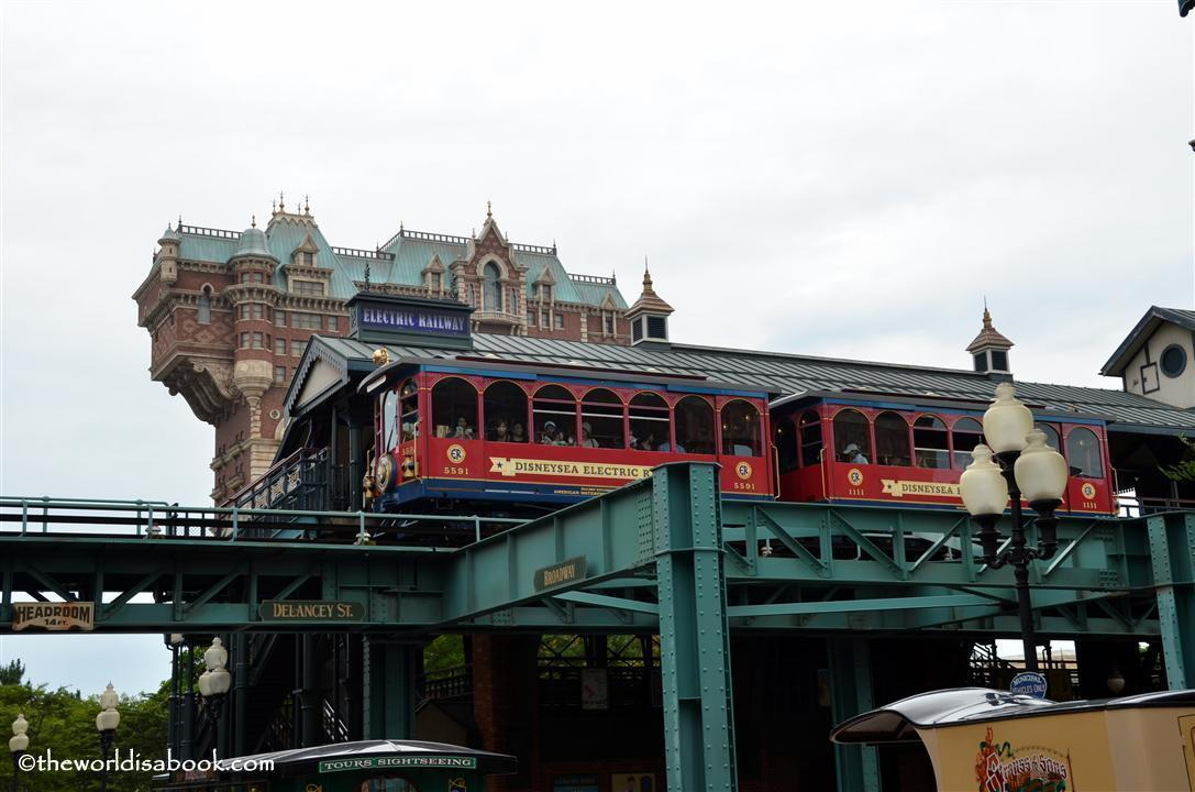 Disney Sea Electric Railway