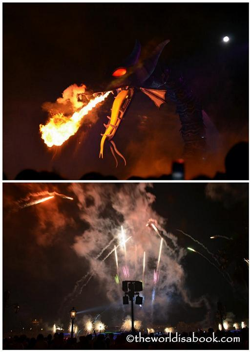 Disney Sea fantasmic
