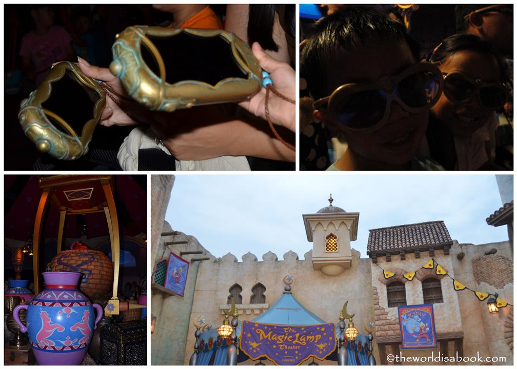 Disney Sea Magic Lamp Theater