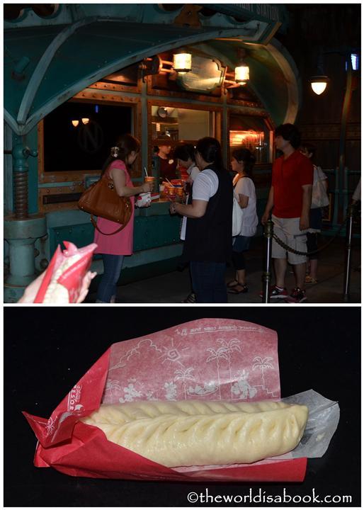 Disney Sea Gyoza Sausage Buns