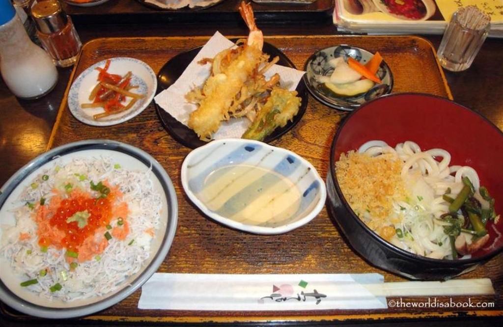 Kamakura food
