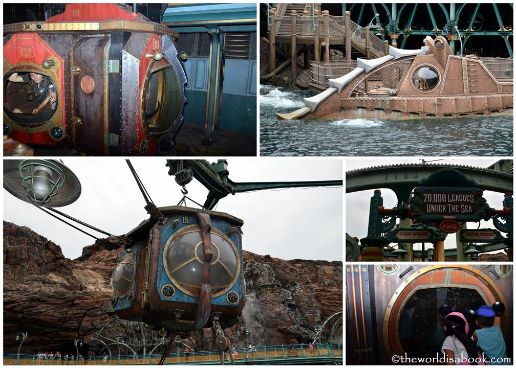 Disney Sea 20,000 Leagues Under the Sea