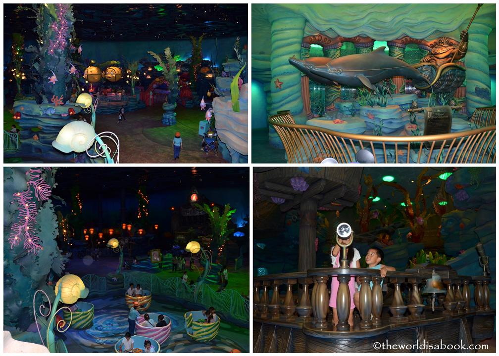 Triton's Kingdom at Mermaid Lagoon