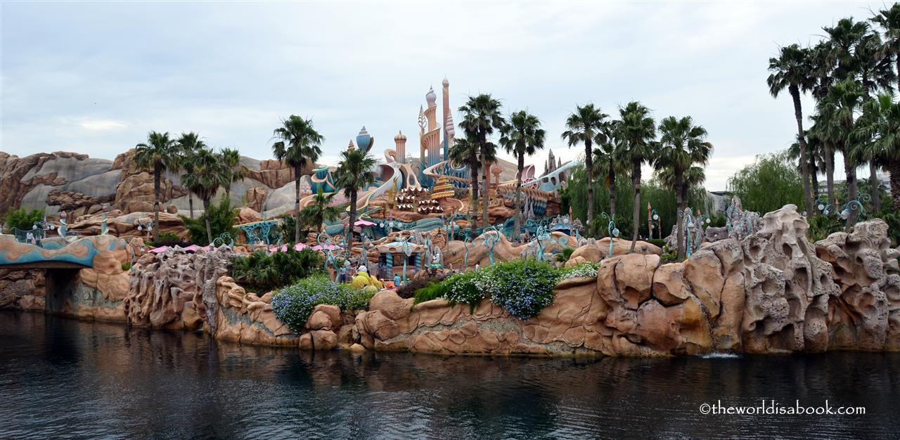Disney Sea Mermaid Lagoon