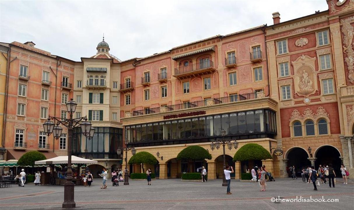Hotel Mira Costa at Disney Sea