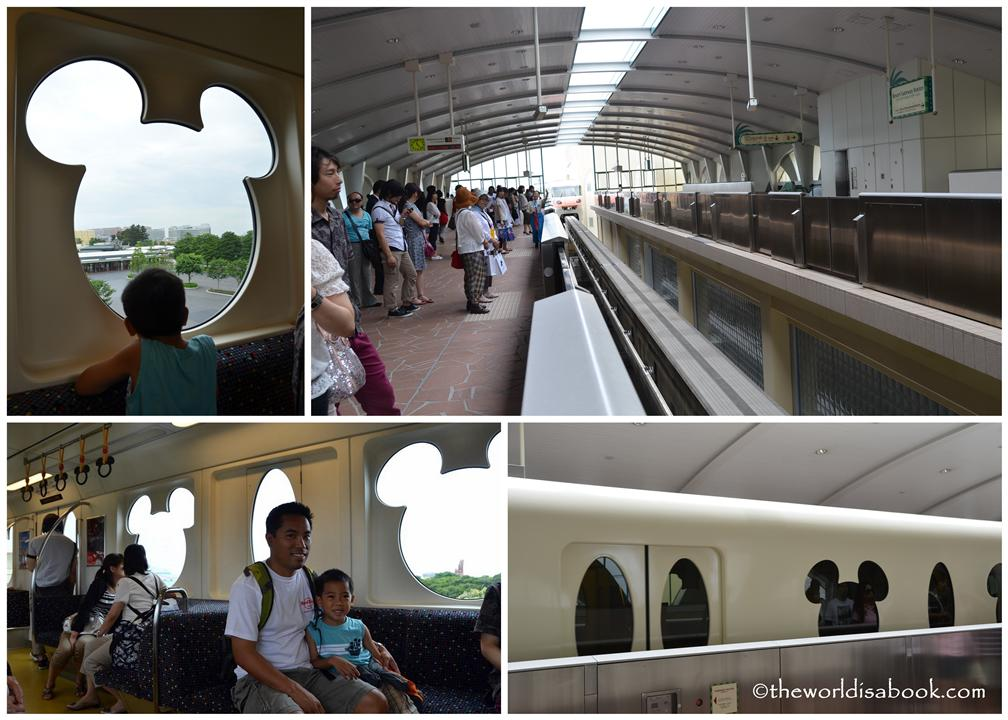 Tokyo Disney Resort monorail