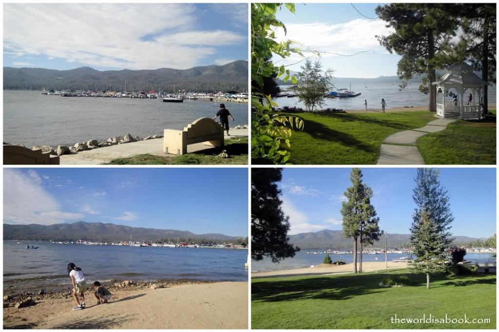 Big Bear Lake and Marina Resort