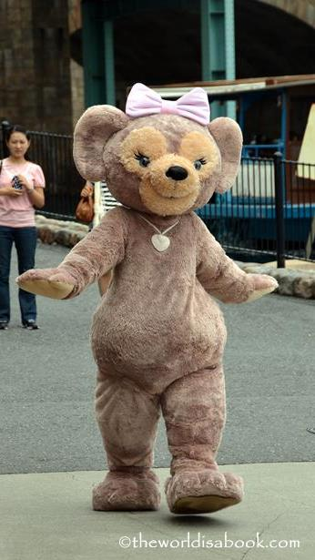 Disney Sea Shellie May bear