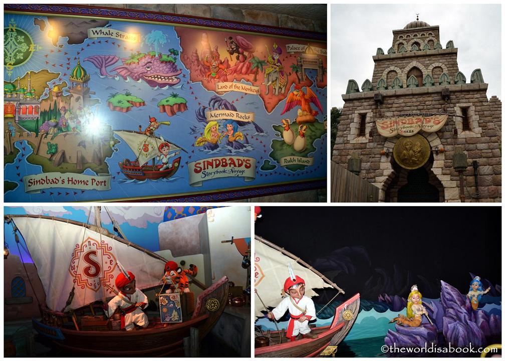 Disney Sea Sindbad's Voyage