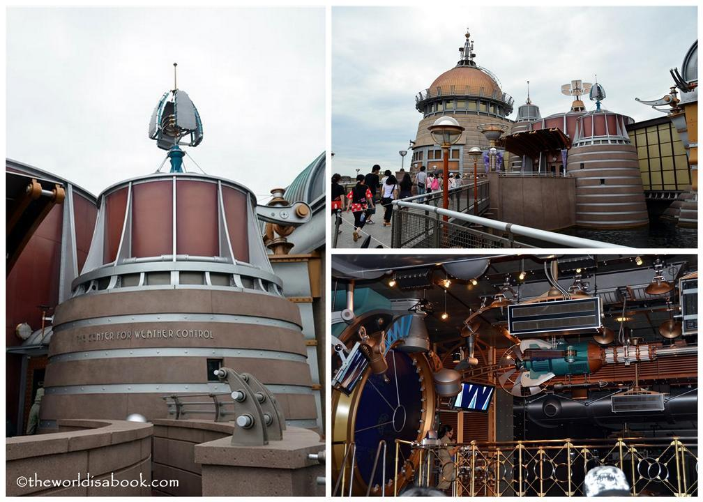 Disney Sea Storm Raider