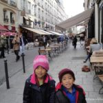 Paris Lodging with kids